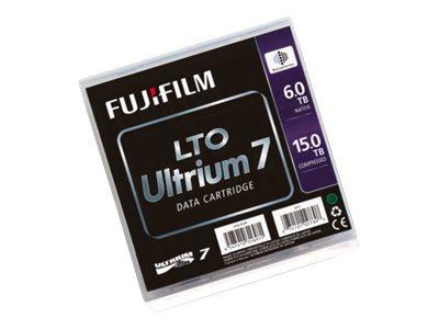 FUJI LTO ULTRIUM 7 BAFE 50PK 6.0TB/15TB BARCODED