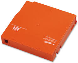 HP LTO ULTRIUM 1-2 CLEANING CTG (15-PASS), 15 PASS yield