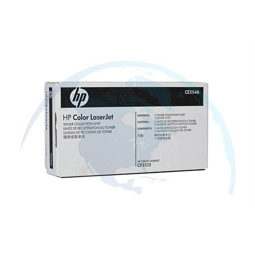 HP COLOR LASERJET CP3525 WASTE TONER CONTAINER, 36k yield