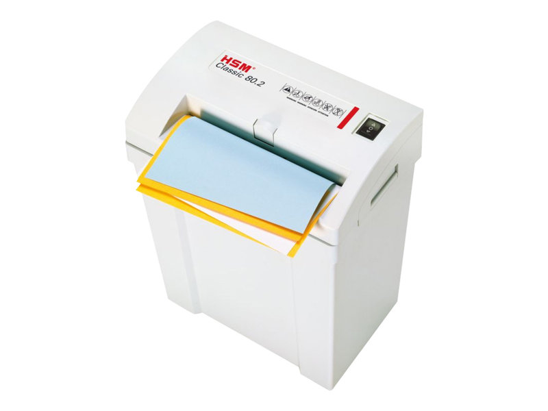 HSM 1081 80.2 LQ-STRIP CUT SHREDDER