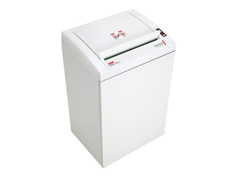 HSM CLASSIC 411.2 OMDD CROSS CUT SHREDDER