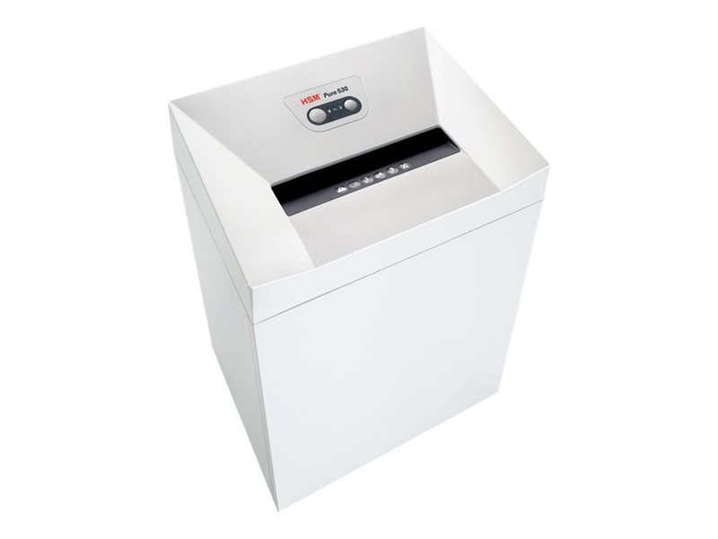 HSM PURE 530C CROSS CUT SHREDDER
