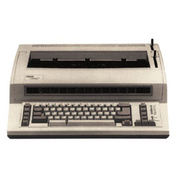 IBM 1000 REFURB ELECTRIC WHEELWRITER TYPEWRITER