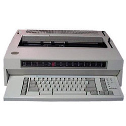 IBM 10 REFURB ELECTRIC WHEELWRITER TYPEWRITER
