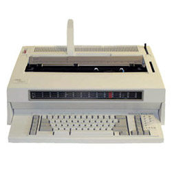 IBM 15 REFURB ELECTRIC WHEELWRITER TYPEWRITER