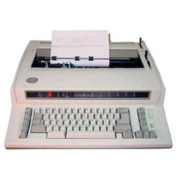 IBM 2 REFURB PERSONAL WHEELWRITER TYPEWRITER
