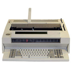 IBM 30 REFURB ELECTRIC WHEELWRITER TYPEWRITER