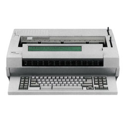 IBM 3500 REFURB ELECTRIC WHEELWRITER TYPEWRITER