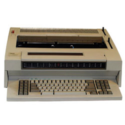 IBM 35 REFURB ELECTRIC WHEELWRITER TYPEWRITER