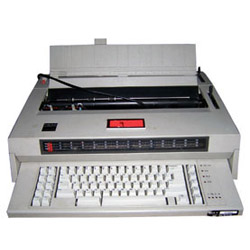 IBM 5 REFURB ELECTRIC WHEELWRITER TYPEWRITER