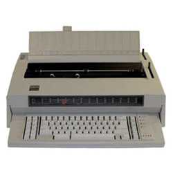 IBM 6 REFURB ELECTRIC WHEELWRITER TYPEWRITER