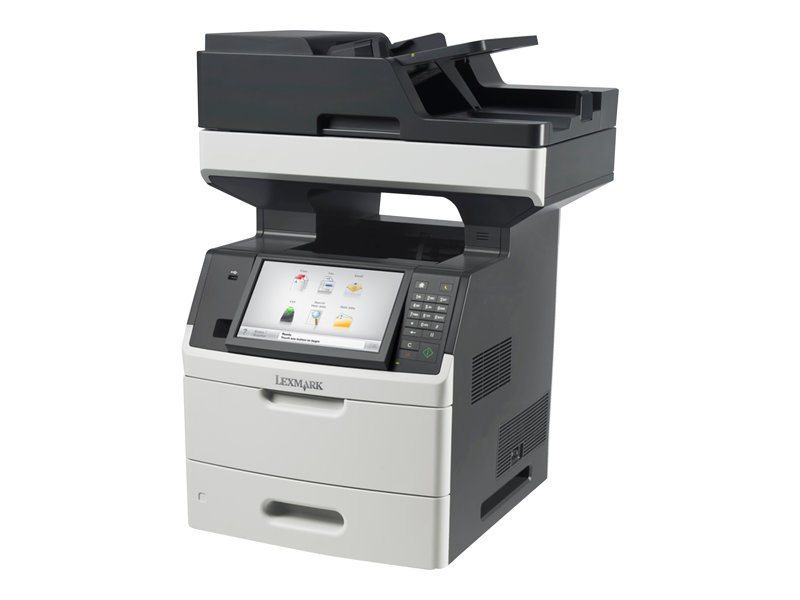 LEXMARK MX711DHE FCC HV FX,CO,PT,SC,NET,DUP,HDD