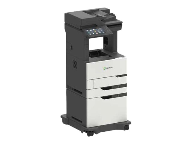 LEXMARK MX822ADXE FCC FX,CO,PT,SC,NT,DP,TRAYS