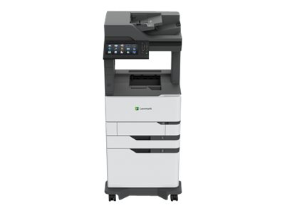 LEXMARK MX826ADXE FCC FX,CO,PT,SC,NT,DP,TRAYS