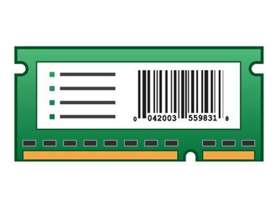 LEXMARK MX911DE FORMS & BAR CODE CARD