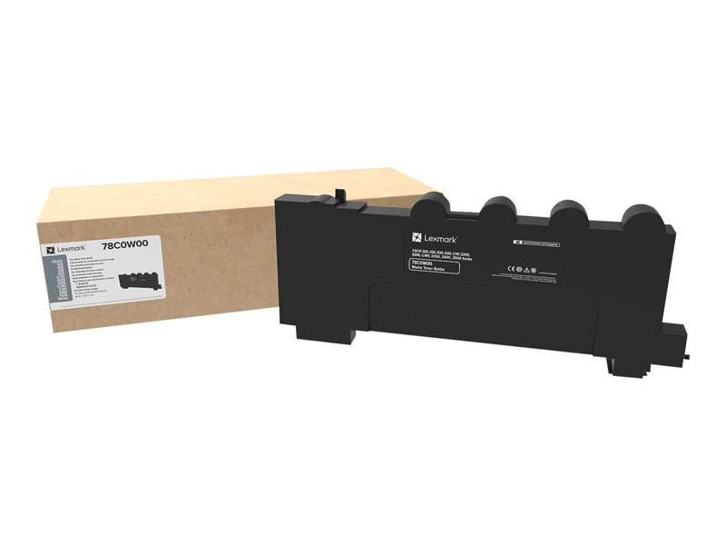 LEXMARK C2535DW WASTE TONER CONTAINER, 25k yield