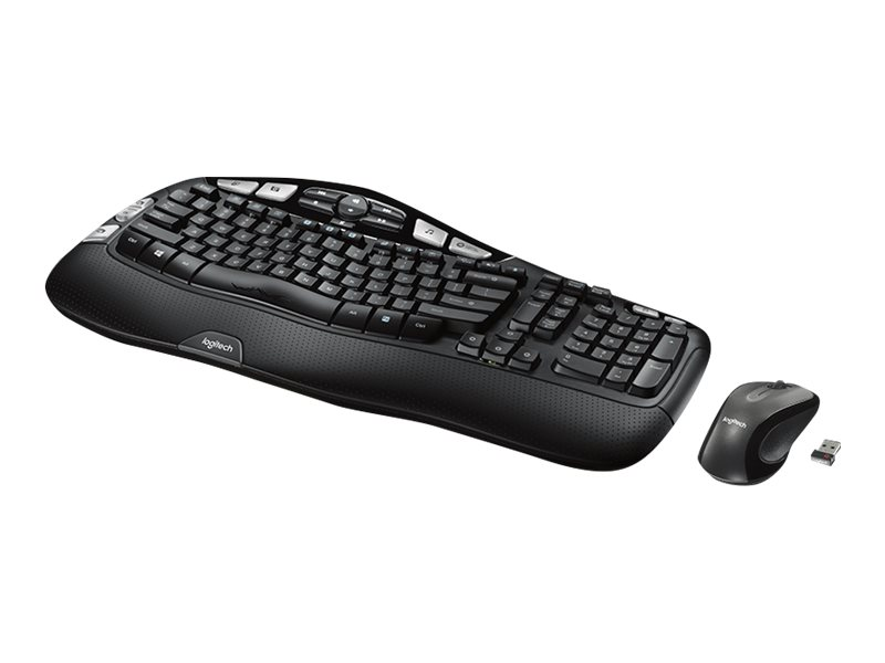 LOGITECH MK550 WIRELESS KEYBOARD/MOUSE, COMPATIBLE