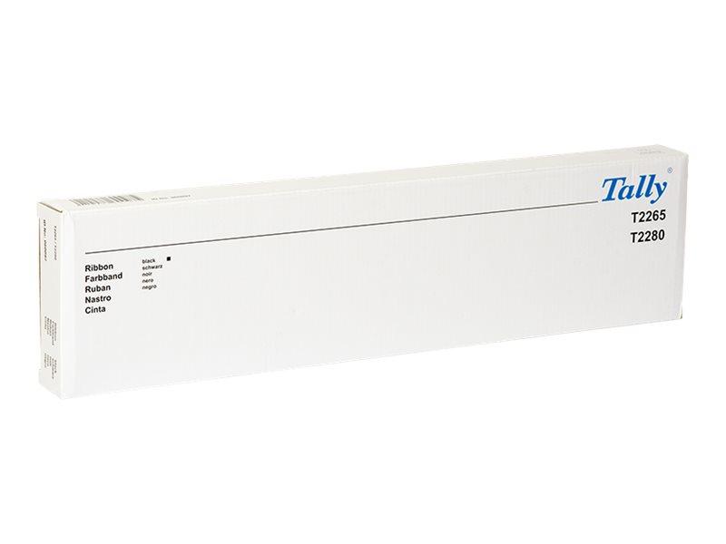 TALLY T2045/MT230 BLACK NYLON RIBBON, 20 MILL yield