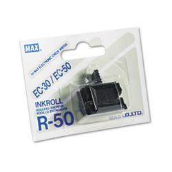 MAX IR-50 EC30A BLACK INK ROLLER