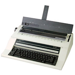 NAKAJIMA AE710 ENGLISH ELECTRONIC TYPEWRITER