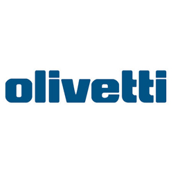 OLIVETTI LINEA SERIES BLACK/RED FABRIC RIBBON, 500k yield