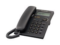 PANASONIC KXTSC11 BLACK CORDED PHONE W/CID