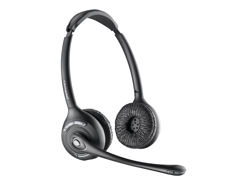 PLANTRONICS BINAURAL WIRELESS PHONE HEADSET