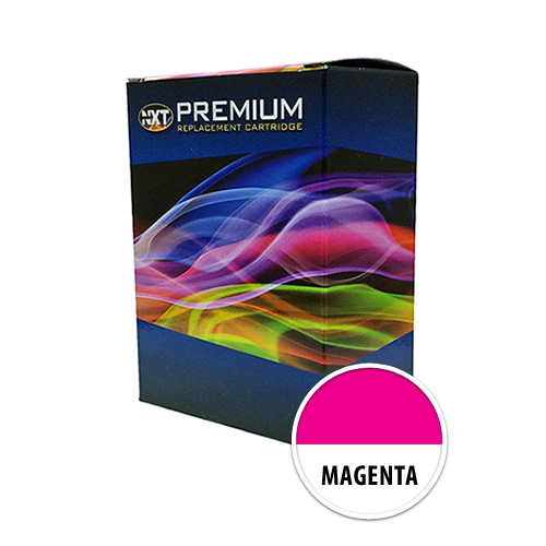 NXT PREMIUM BRAND FITS HP PW PRO 452DN #972X HI MAGENTA INK, COMPATIBLE, 7k yield