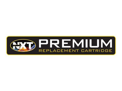 NXT PREMIUM BRAND FITS HP OJ 9110 #10 HI YLD BLACK INK, COMPATIBLE, 2.2k yield