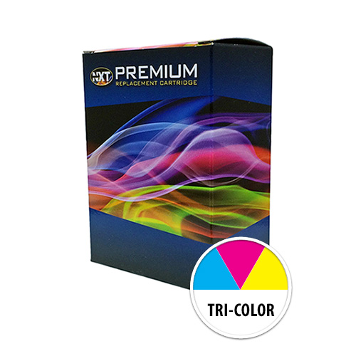 NXT PREMIUM BRAND FITS HP OJ J4550 #901 SD TRI COLOR INK, COMPATIBLE, 360 yield