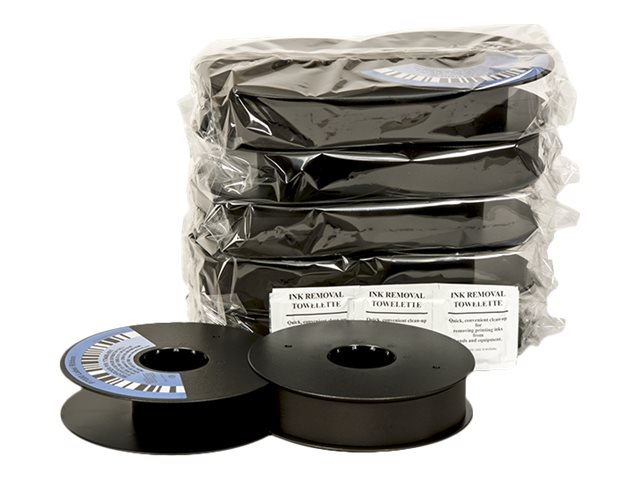 PRINTRONIX P7010 SPOOL 6PK SD SPECIALITY RIBBON, 65 MILL yield