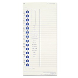 PYRAMID 35100-10  100PK WEEKLY TIME CARDS