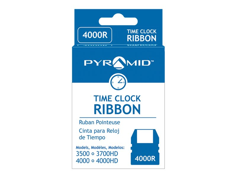 PYRAMID 3500/4000HD BLACK RIBBON REFILL