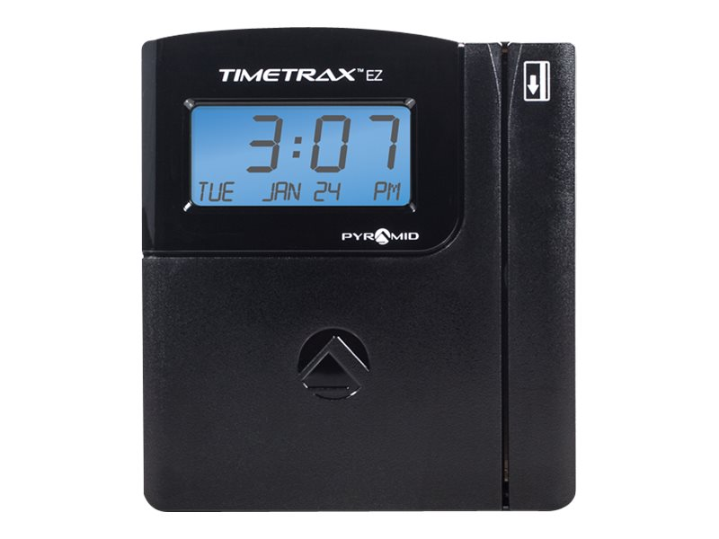 PYRAMID TIME TRAX EZ/NET TIME & ATTENDANCE SYSTEM