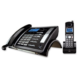 RCA 25255RE2 2-LINE DECT CORD/CRDLS/TAD