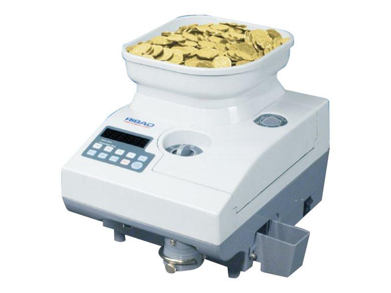 RIBAO/COIN-MATE CS-2000 HIGH SPEED COIN COUNTER