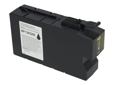 RICOH AFICIO MPCW2200 HI YLD BLACK INK, 200ML yield