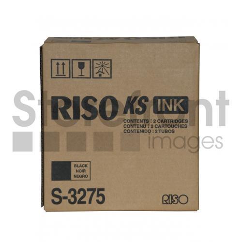 RISOGRAPH KS500 2PK SD YLD BLACK INKS