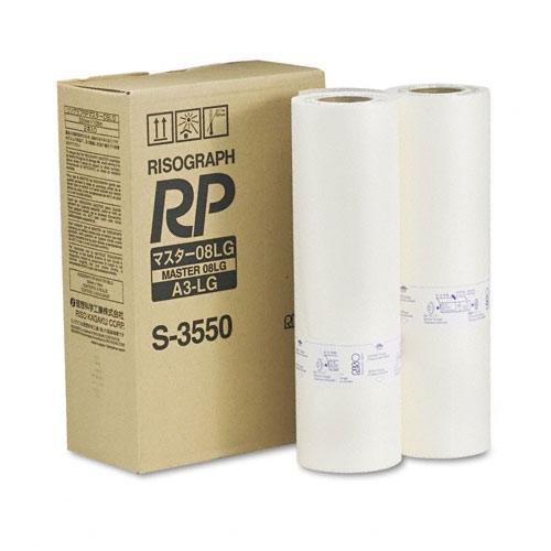 RISOGRAPH RP3700  A3-LG 2PK 320MM X 103M MASTERS