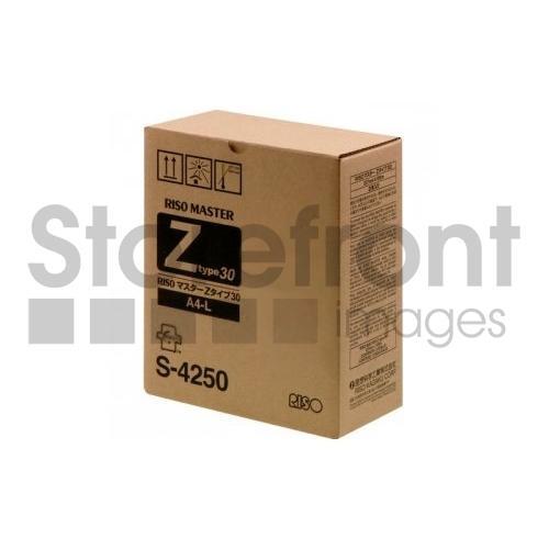 RISOGRAPH RZ200  A4 LQ-2PK 270MM X 109M MAST