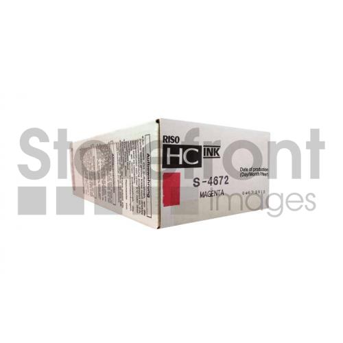 RISOGRAPH HC5000 SD YLD MAGENTA INK, 32k yield