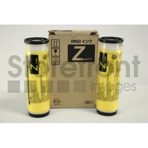 RISOGRAPH EZ591 2PK SD YLD YELLOW INKS
