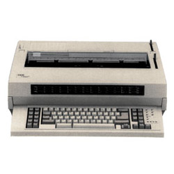 IBM 3000 REFURB ELECTRIC WHEELWRITER TYPEWRITER