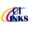 CI INKS CASIO CE-2400 IR93 PURPLE INK ROLLER OEM Part: IR93