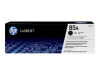 HP LASERJET P1102 85A SD BLACK TONER OEM Part: CE285A
