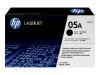 HP LASERJET P2035 05A SD BLACK TONER OEM Part: CE505A
