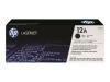HP LASERJET 1010 12A SD BLACK TONER OEM Part: Q2612A