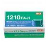 """MAX HD-12F FLAT CLINCH 1000PK 9/16"""" STAPLES OEM Part: 1215FAH"""