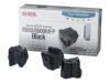 XEROX PHASER 8560 3PK SD BLACK INK STICKS OEM Part: 108R00726